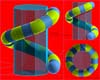 elicoide prismatica regolare